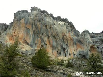 La Fuentona y el Sabinar de Calatañazor; fotos de senderismo;viajes senderismo agosto